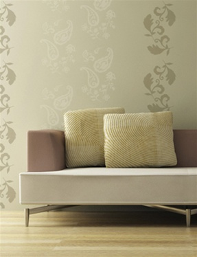 Alternative Views & Paisley wall decals stickers